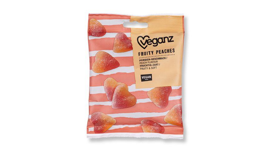 BIO Veganz Pfirsich Herzen