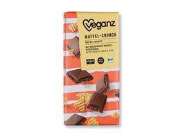 Veganz BIO Rice Choc Waffel Crunch