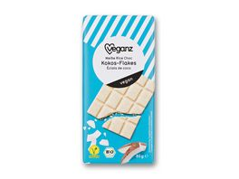 BIO Veganz Weisse Rice Choc Kokos Flakes