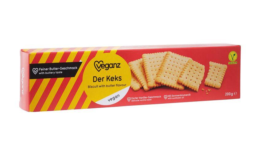 Veganz Der Keks