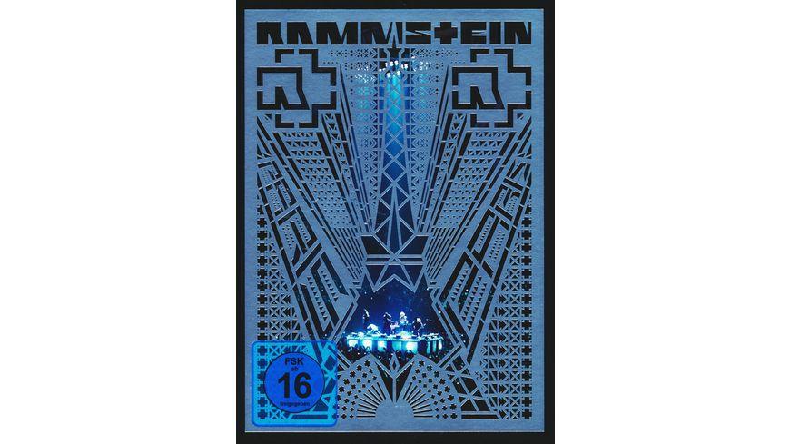 Rammstein Paris Standard Edt
