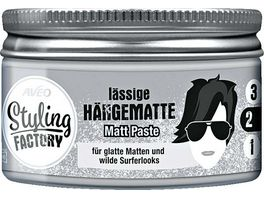 AVEO Styling Factory Matte Paste