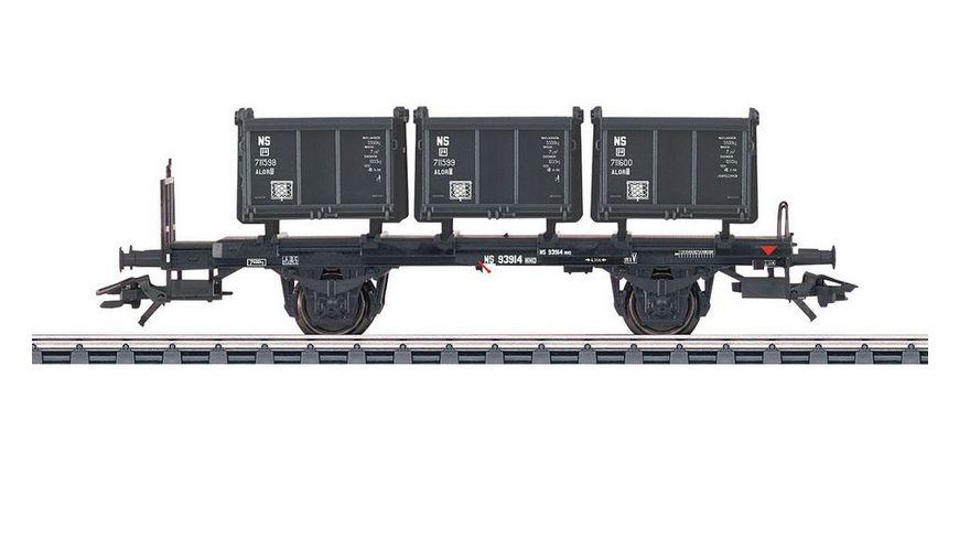 Maerklin 48949 Behaeltertragwagen Bt 10