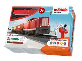 Maerklin 29309 Startpackung Gueterzug