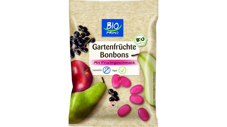 BIO PRIMO Bonbons Einhorn