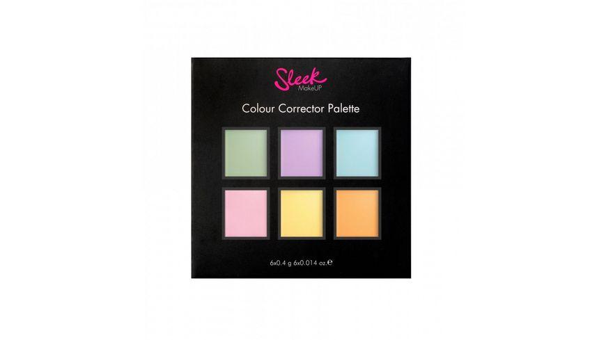 Sleek Colour Corrector Palette