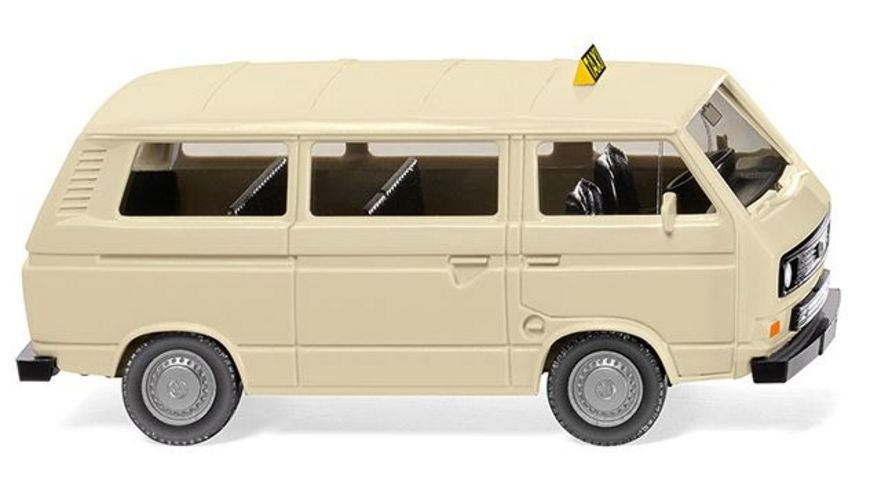 WIKING 0800 14 Taxi VW T3 Bus