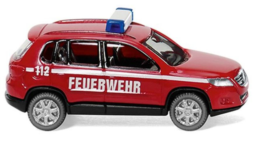 WIKING 0920 04 Feuerwehr VW Tiguan