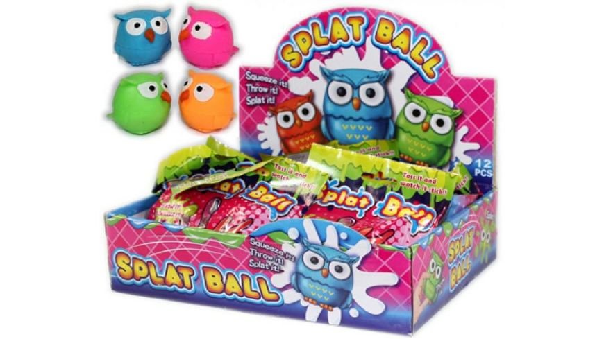 Fun Trading Splat Ball Eule sortiert
