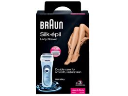 BRAUN Silk epil Damenrasierer LS5160