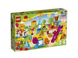 LEGO DUPLO 10840 Grosser Jahrmarkt