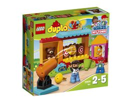 LEGO DUPLO 10839 Wurfbude