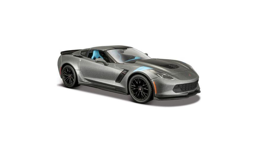 Maisto 1 24 Corvette Grand Sport 17