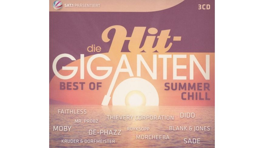 Die Hit Giganten Best of Summer Chill