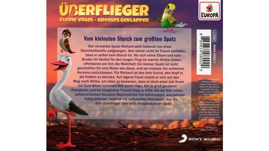 Kleine Voegel grosses Geklapper Das Original Hoers