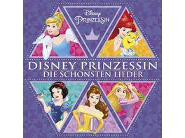 Disney Prinzessin Die Schoensten Lieder