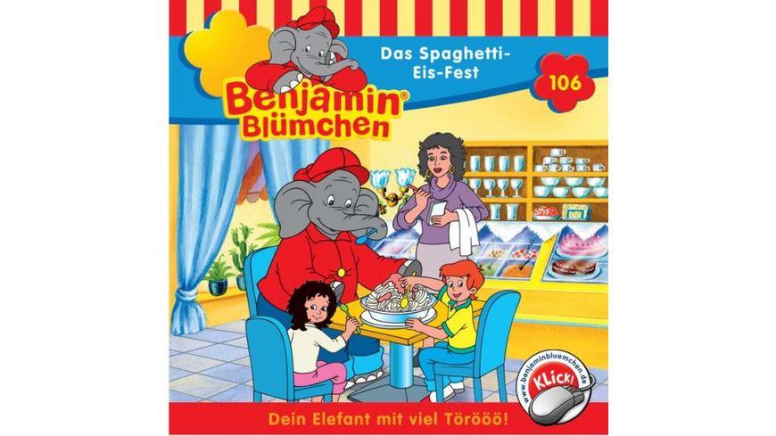 Folge 106 Das Spaghetti Eis Fest