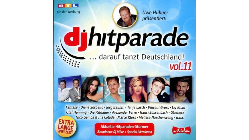 DJ Hitparade Vol 11