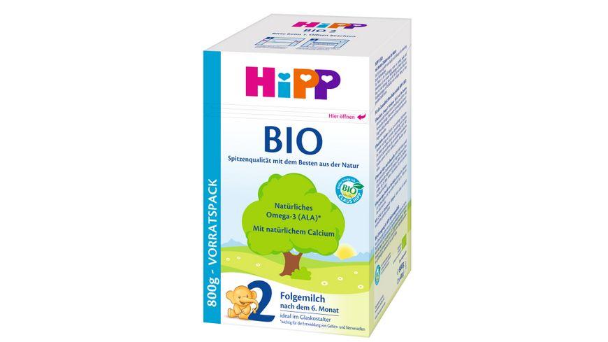 HiPP Milchnahrung 2 Bio