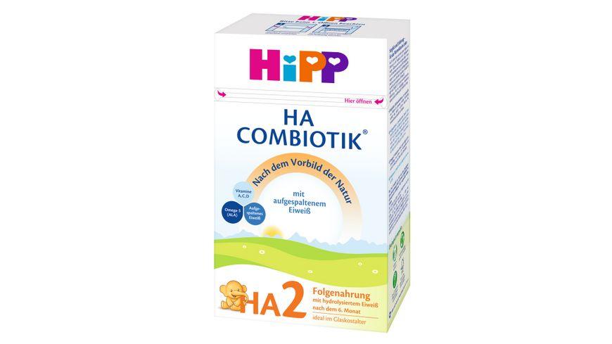HiPP Milchnahrung HA2 Combiotik