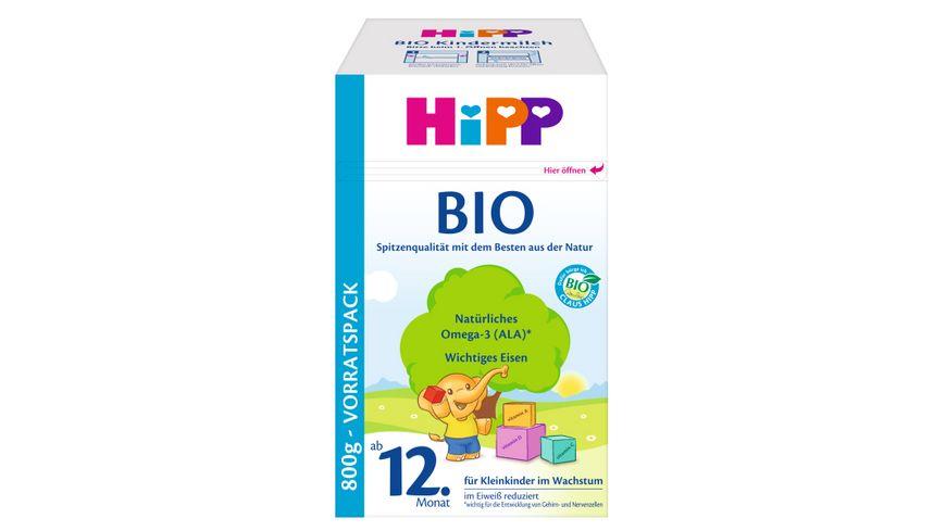 HiPP Milchnahrung BIO Kindermilch