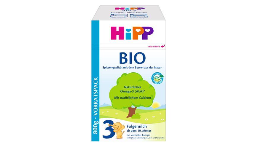 HiPP Milchnahrung 3 Bio