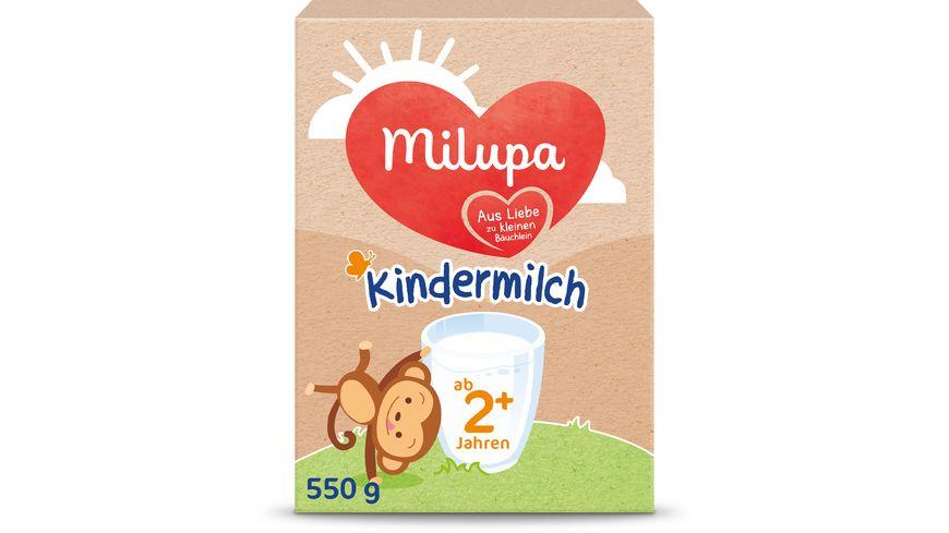 Milupa Milumil Kindermilch 2+ ab 2 Jahren