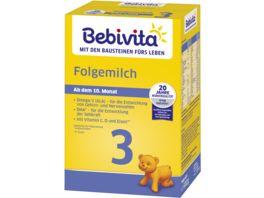 Bebivita Milchnahrung 3 Folgemilch 500g