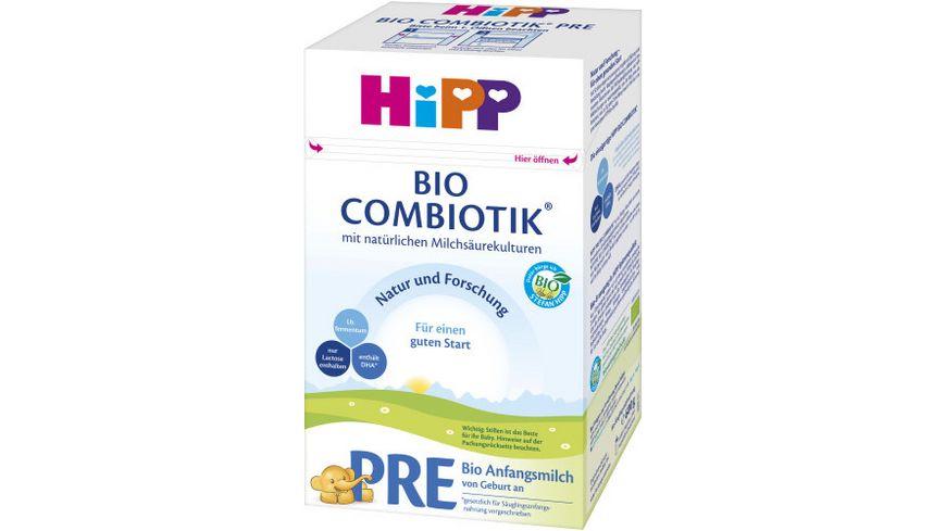 HiPP Milchnahrung PRE BIO Combiotik