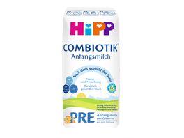 HiPP Milchnahrung Combiotik HiPP Pre Bio Combiotik 600g von Geburt an