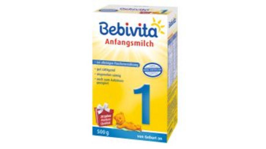 Bebivita Milchnahrung 1 Anfangsmilch