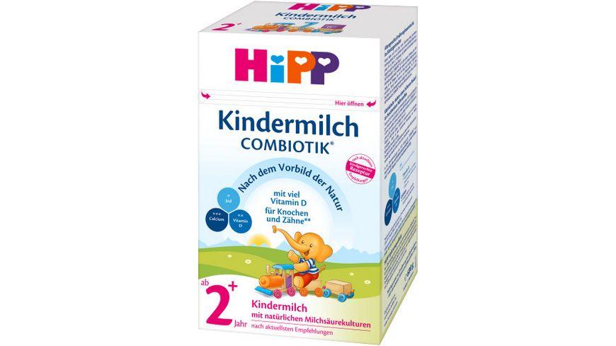 HiPP Milchnahrung Kindermilch Combiotik 2