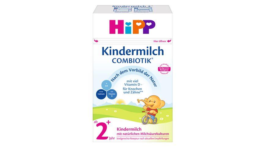 HiPP Milchnahrung Kindermilch Combiotik® 2+