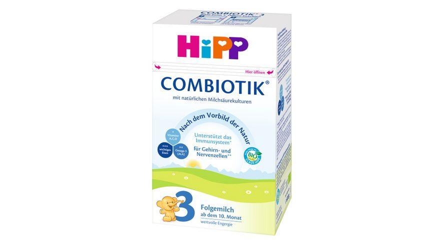 HiPP Milchnahrung 3 BIO Combiotik