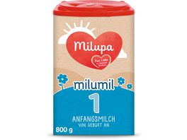 Milupa Anfangsmilch Milumil 1