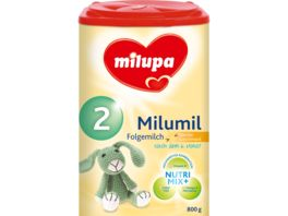 Milupa Folgemilch Milumil 2 Vanille