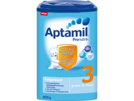 Aptamil Folgemilch Pronutra 3