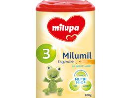 Milupa Folgemilch Milumil 3 Vanille
