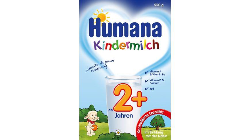 HUMANA Kindermilch 2