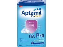 Aptamil Anfangsmilch Proexpert HA Pre