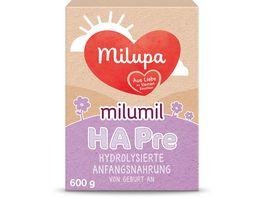 Milupa Milumil HA Pre Anfangsnahrung von Geburt an