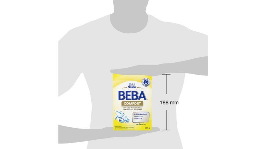 Nestle BEBA COMFORT 600g