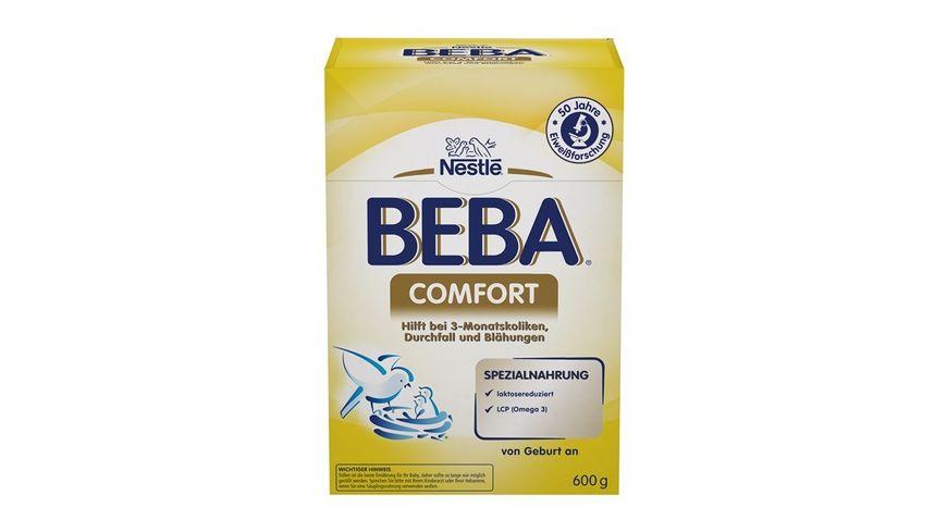 Nestle BEBA Spezialnahrung COMFORT