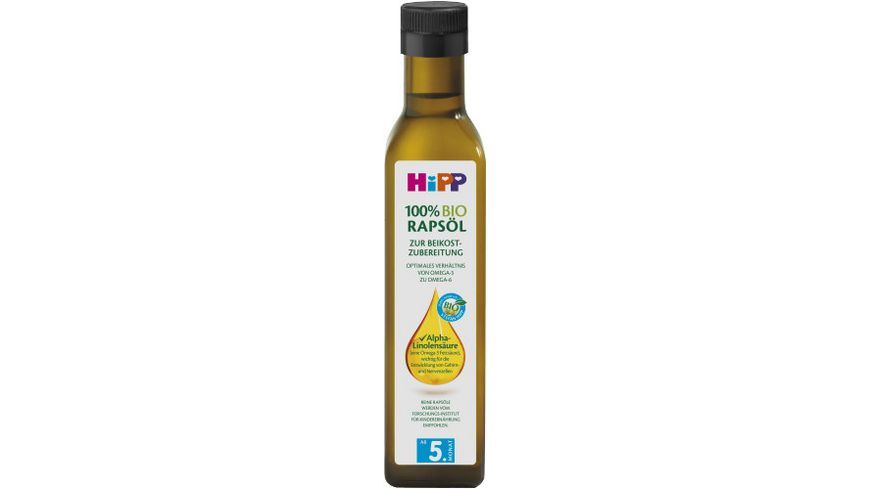 HiPP Beikost Oel Bio Rapsoel