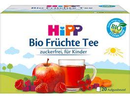 HiPP Bio Fruechte Tee