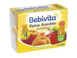Bebivita Beikost Feine Fruechte Gartenfruechte