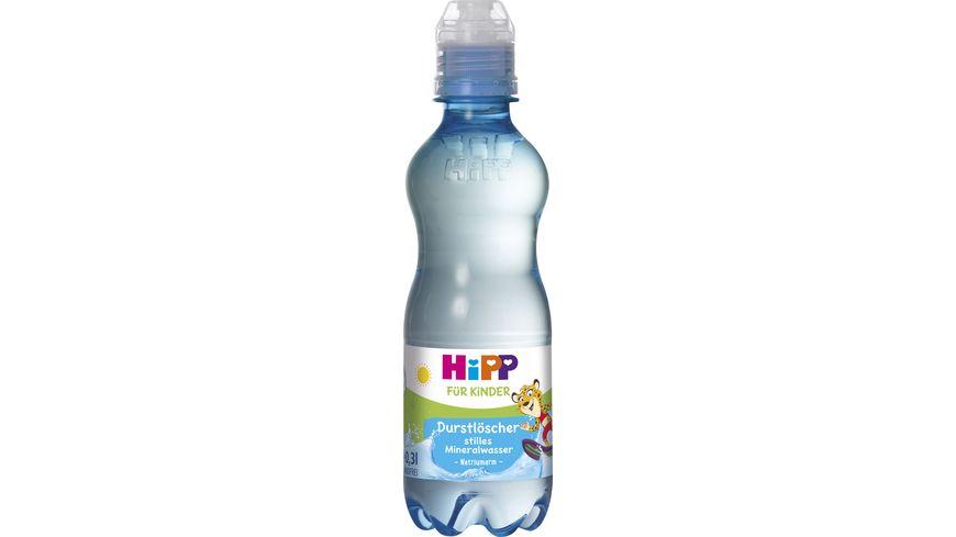 HiPP stilles Mineralwasser Durstloescher