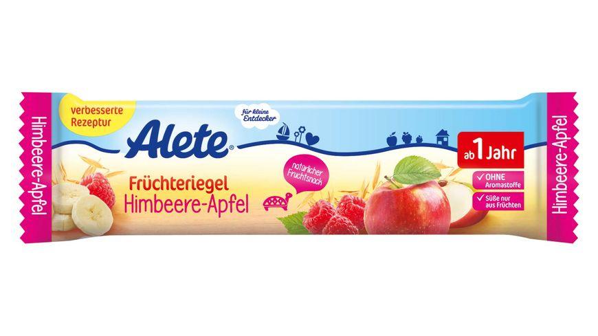 Alete Fruechteriegel Himbeere Apfel