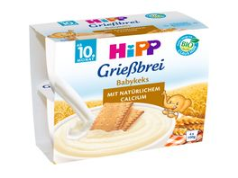 HiPP Griessbrei Babykeks