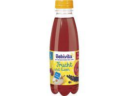 Bebivita Fruchtsaft Getraenke 0 5l PET Falsche Frucht und Eisen ab 6 Monat